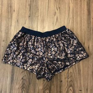 ANTHRO Ella Moss Shorts